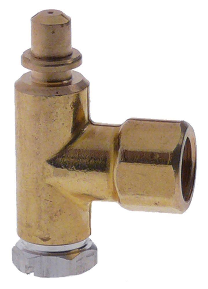 15A injection safe right angle banana plug copper wire transfer fish clip alliga