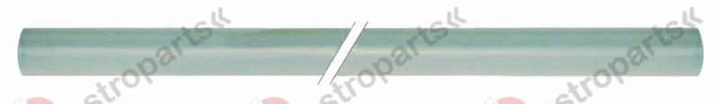100.030, silicone hose ID ø 3mm thickness 0,65mm Qty 10m silicone permanent temperature 200°C t.max. 250°C