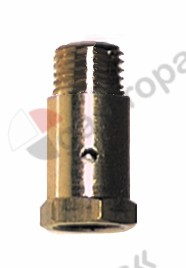 100.096, pilot burner cap thread M10x1