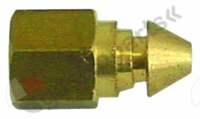 100.161, pilot burner nozzle bore ø 0,2mm