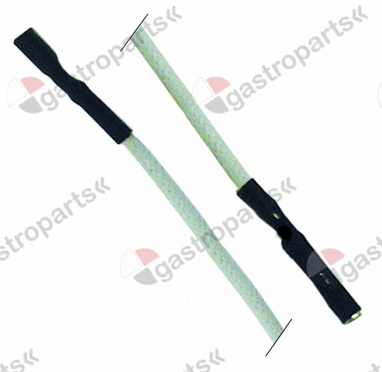 100.199, ignition cable cable length 600mm connection ø4mm / F2.8mm