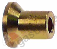 100.230, pilot burner nozzle LPG gas pressure 50mbar code 2 Qty 1 pcs suitable for JUNKERS CB5050_
