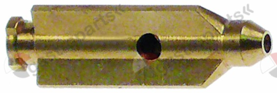 100.492, internal nozzle bore ø 0,8mm type EGA/PEL22