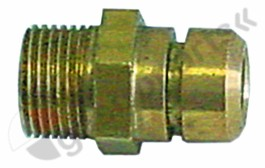 100.787, No longer available / nozzle holder without nozzle ET M12x1 IT M7x0.75mm