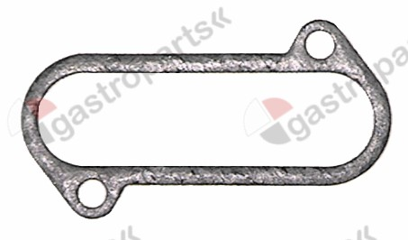 100.805, gasket for pilot burner fibre