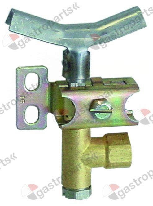 100.858, pilot burner SIT type 100 series 2 flames nozzle ø 0,2mm