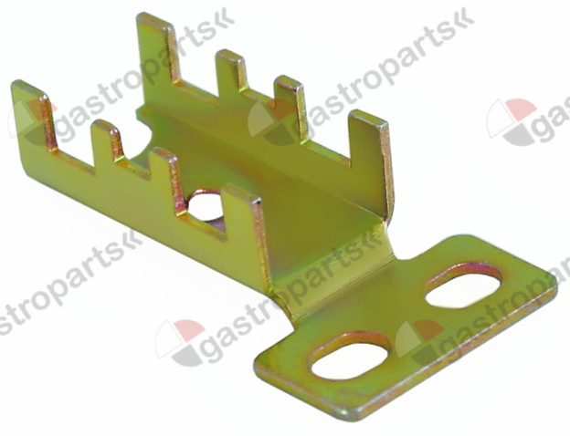 100.893, pilot burner bracket suitable for 100 series 2-piece