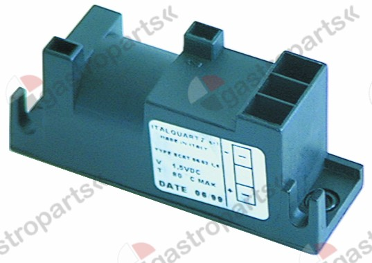 101.030, Replaced by 101009 / ignition unit outputs 2 1.5 V/DC