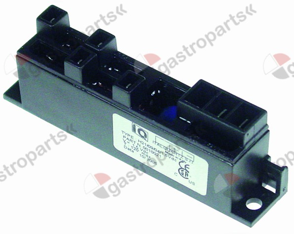 101.031, ignition unit outputs 4 1.5 V/DC dimensions 111x23x34mm mounting distance 100mm