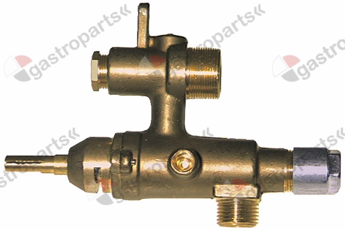 101.151, Replaced by 100908 / 101246 / 101623 / gas tap EGA type 24197 series without nozzles