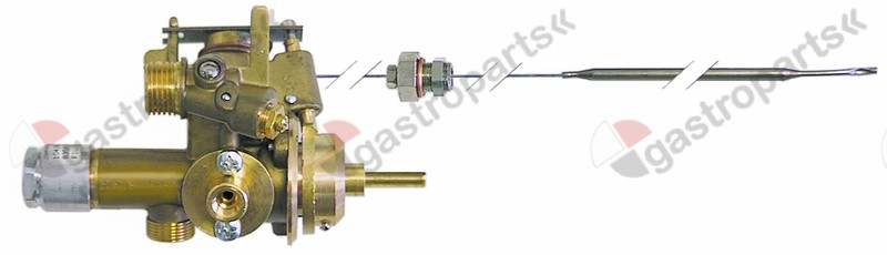101.174, gas thermostat EGA type EGA25213 100-200°C
