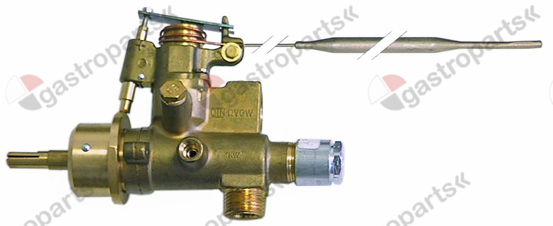 101.176, gas thermostat EGA type EGA21383 120-300°C