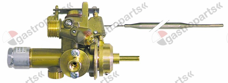 101.195, gas thermostat EGA type EGA25213 100-250°C