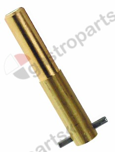 101.227, No longer available / gas tap spindle suitable for 24197 series EGA