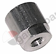 101.233, union nut thread M10x1 JUNKERS