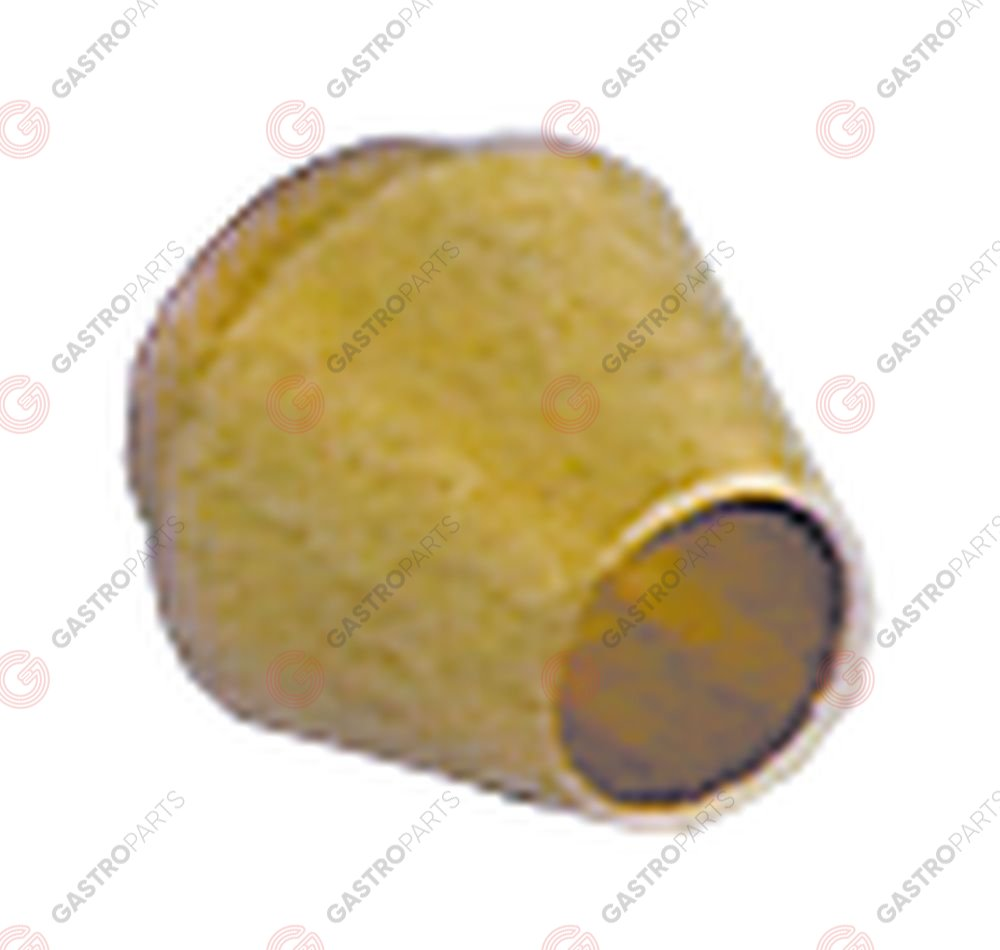 101.246, olive for pipe 4mm