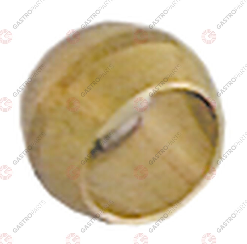 101.286, Anello bicono int. ø 6mm con. 1 pz