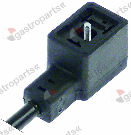 101.317, plug with cable L 1000mm suitable for NOVASIT
