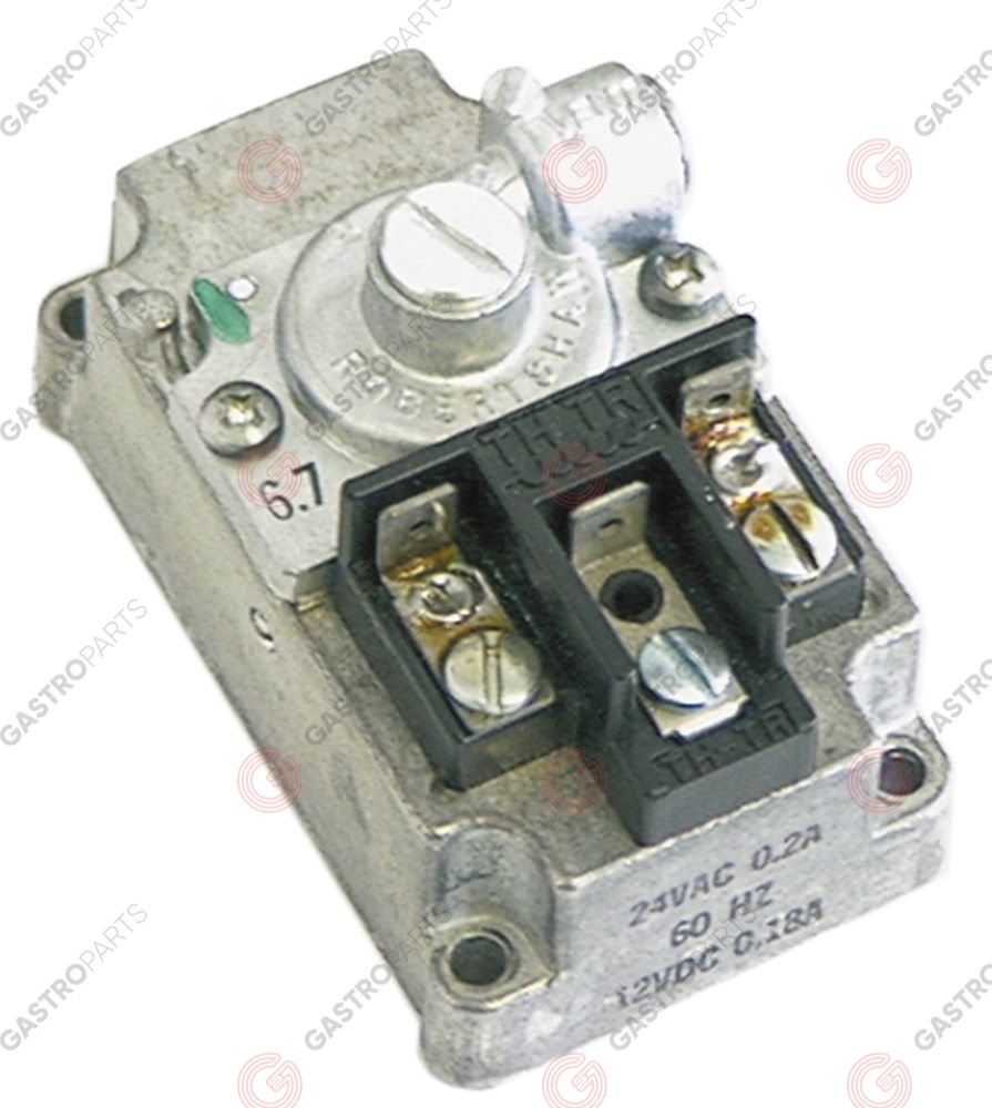 101.418, operator 120V voltage AC natural gas suitable for ROBERTSHAW