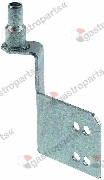 101.453, bracket for thermocouple gas range for burner type C/D suitable for 900 series