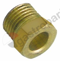 101.468, No longer available / union screw thread M16x1.5 for pipe ø 10mmQty 1 pcs