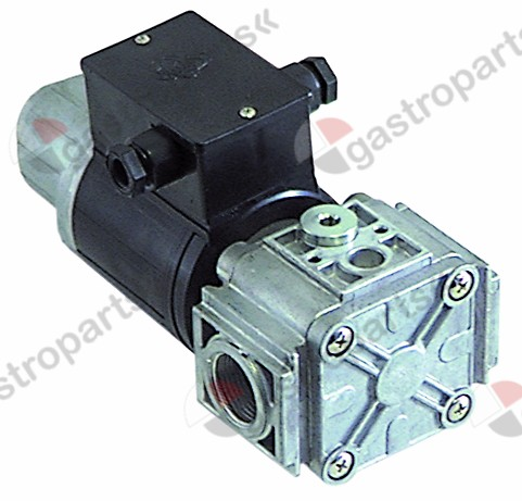 101.490, solenoid valve 230V DN 25mm connection 3/4