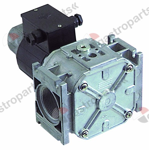 101.493, solenoid valve 230V DN 40mm connection 1½
