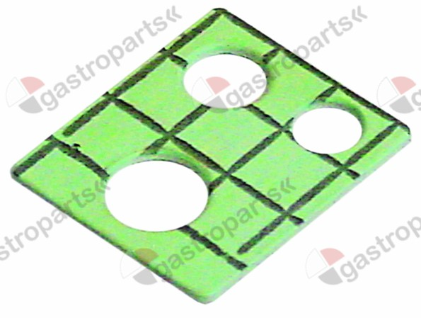 101.587, gasket for pilot burner without ignition electrode