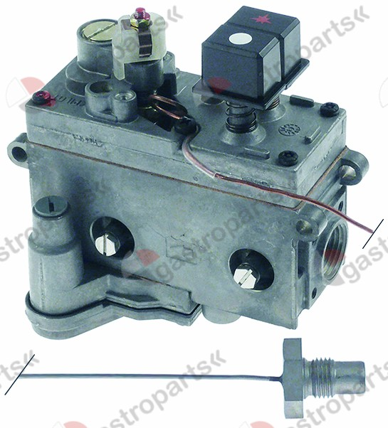 101.910, gas thermostat SIT type MINISIT 710 t.max. 90°C