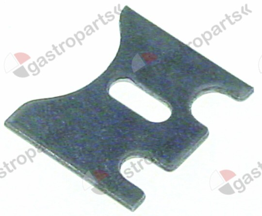 101.947, bracket for igniter/thermocouple