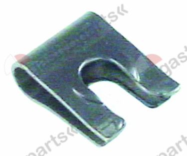 102.264, spring clip for igniter/thermocouple