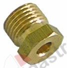 102.583, union screw thread M10x1 for pipe ø 4mm Qty 10 pcs