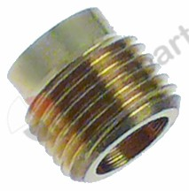 102.713, adapter for thermocouple thread ASA 11/32 L 8mm mounting thread M6x0.5 Qty 5 pcs type SEF 1/2