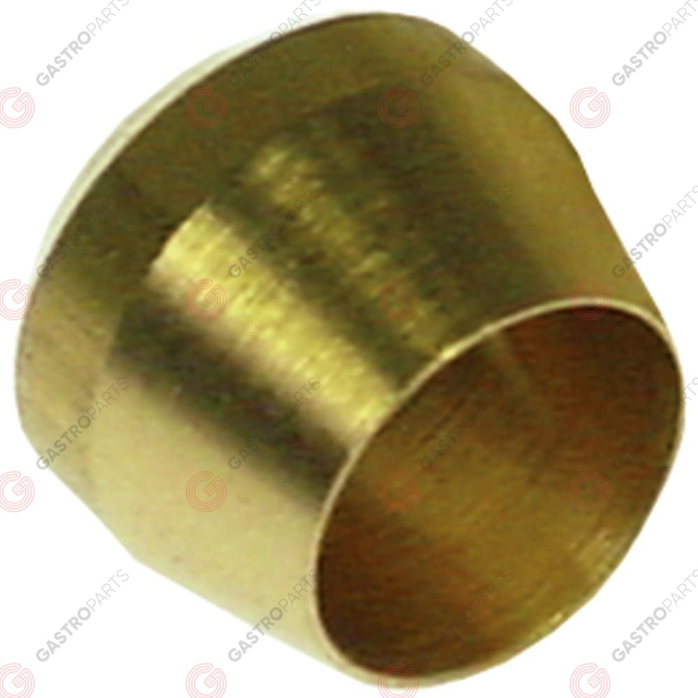 102.797, olive for pipe o 6 mm