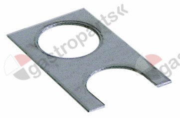104.254, protective plate for pilot burner