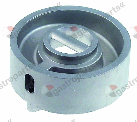 104.382, burner head D for burner cap ø 125mm