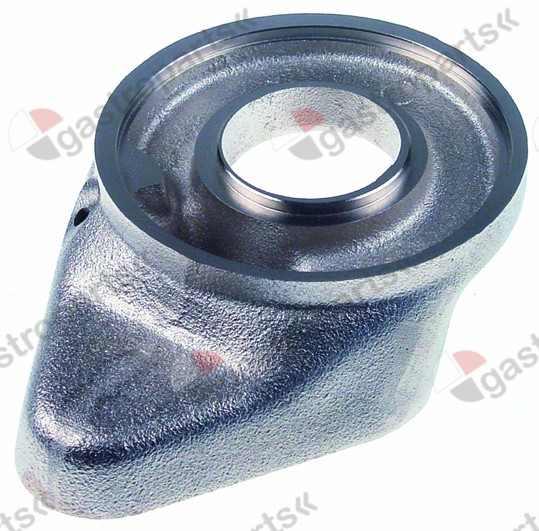 104.390, burner head E for burner cap ø 125mm