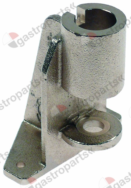 105.094, burner holder for burner cap ø 80/110mm 3.5/6kW