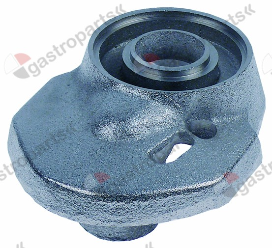 105.297, burner head for burner cap ø 80mm 4,3kW for pilot burner