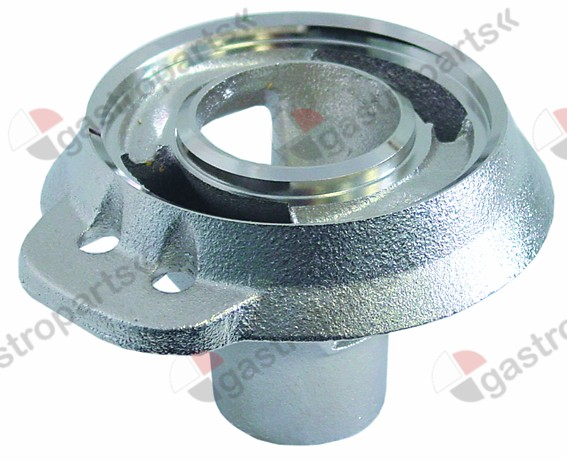 105.417, burner head for burner cap o 102mm 5,5kW