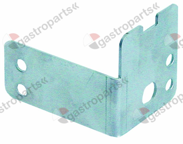 105.460, pilot burner bracket suitable for 100 series