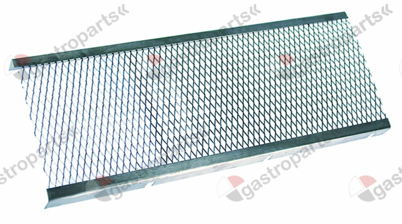 105.589, burner grid L 500mm W 230mm for gyro grill