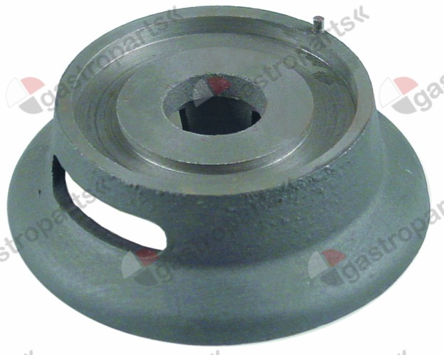 105.708, burner head for burner cap ø 95mm
