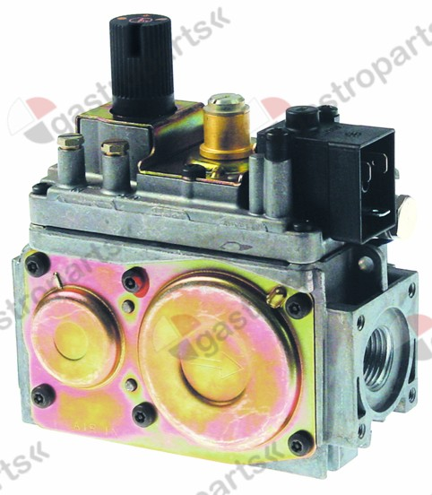 106.002, gas valve 230V 50Hz gas input 1  gas outlet 1