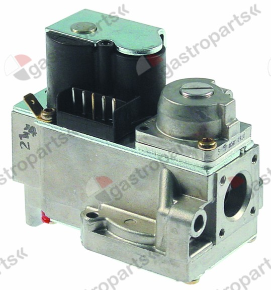 106.007, gas valve type VK4105A 230V 50Hz gas inlet flange 32x32mm gas outlet flange 32x32mm