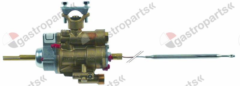 106.648, gas thermostat type PEL25ST t.max. 280 °C
