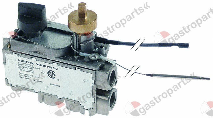 106.813, gas thermostat MERTIK type GV31T-C1A7AGK0-003