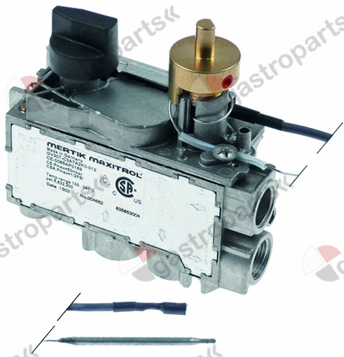 106.814, gas thermostat MERTIK type GV30T-C3A7A2K0-012