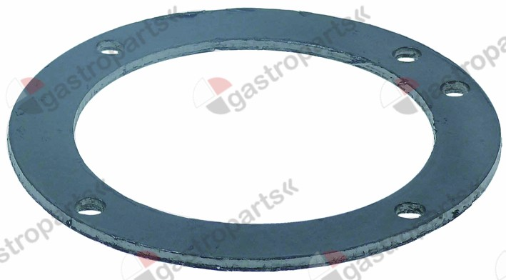 109.045, gasket D1 o 130mm D2 o 95mm thickness 3,3mm