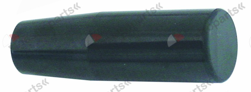 110.803, cylindrical handle M12 o 27mm L 78mm